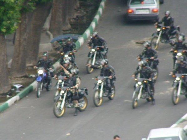 Basijmotorcycle